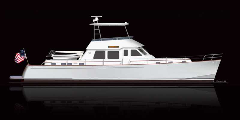 Reliant Yachts 60 MY